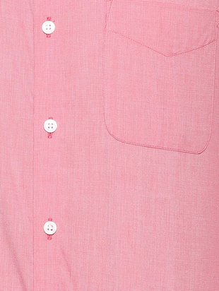 pink cotton formal shirt - 15512474 - Standard Image - 4