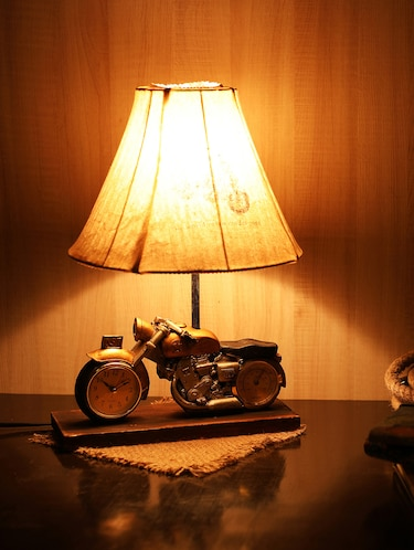 Bike Lovers Table Lamp - 15528609 - Standard Image - 1