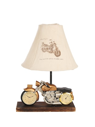 Bike Lovers Table Lamp - 15528609 - Standard Image - 4