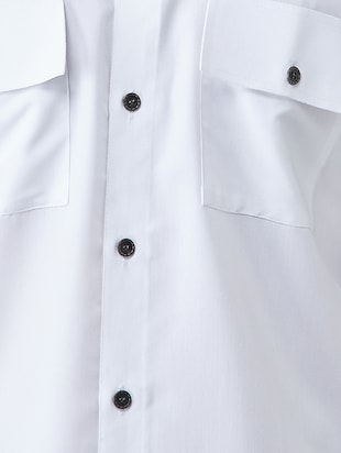 white cotton kurta pyjama set - 15566051 - Standard Image - 4