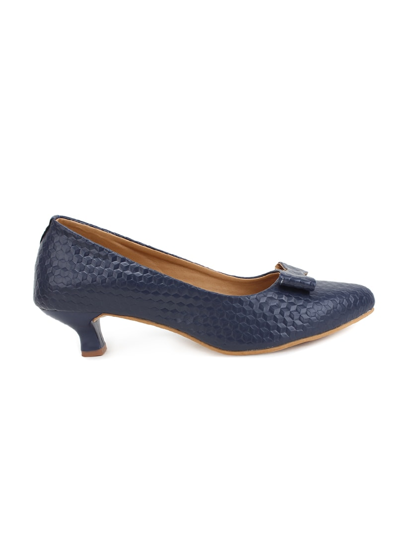 9557b6dd21bb Buy Blue Slip On Pumps for Women from Lovely Chick for ₹990 at 55% off