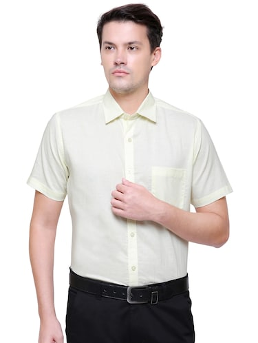 fe6a7483ecc Lovely looking officer wear shirts for men s...