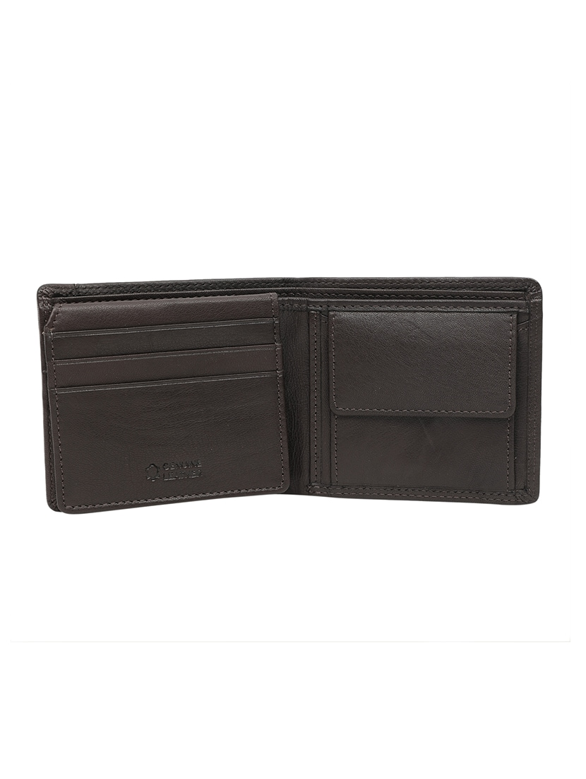 0f119170314ff Buy Brown Leather Wallet for Men from Calfnero for ₹1365 at 24% off ...