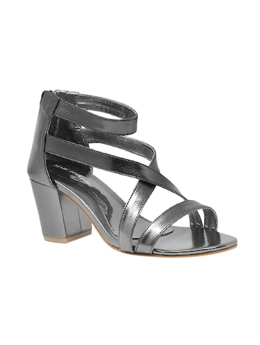 803140b2935 Buy marc loire transparent heels in India @ Limeroad