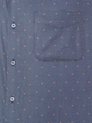 blue cotton formal shirt - 15608681 - Standard Image - 4