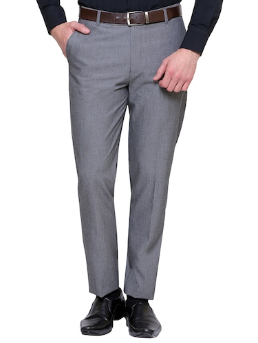 53232c3c638 Inspire Formal trousers - Buy Formal trousers for Men Online in India