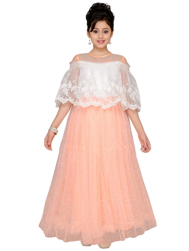 6b5034cff Buy long gowns for girls 13 14 years party in India @ Limeroad