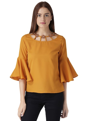 149c797c938 Ladies Tops – Upto 70% Off | Buy Off Shoulder, Long, Tube & Tunic Tops at  Limeroad