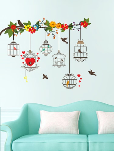 Wall Stickers And Stickers Buy Wall Decor For Bedroom Living