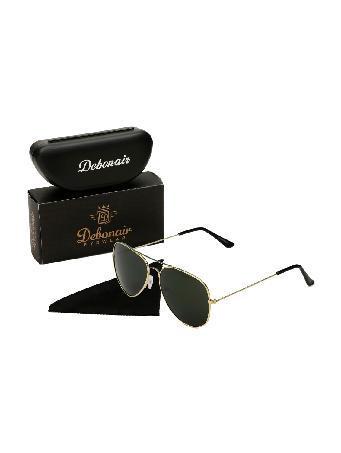 b3a8c692be7 Buy Uv Protected Aviator Sunglasses by Debonair - Online shopping ...