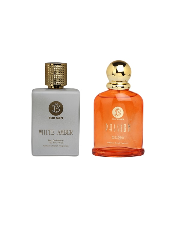 ef2c13be4b1d Buy Men s White Amber   Women s Passion Edp Combo for Women from Lyla Blanc  for ₹1598 at 0% off