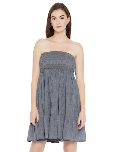 62180e5933b Buy Green Georgette Tube Dress for Women from Cj15 for ₹912 at 37 ...