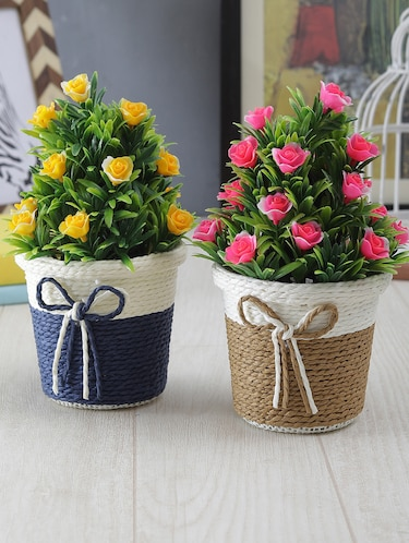 11e3bb35151 Vases and Flowers For Home   Decor - Buy Artificial Flowers Vases Online in  India