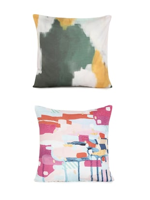 Alina Decor Set Of 8 Cushion covers - 15828139 - Standard Image - 4