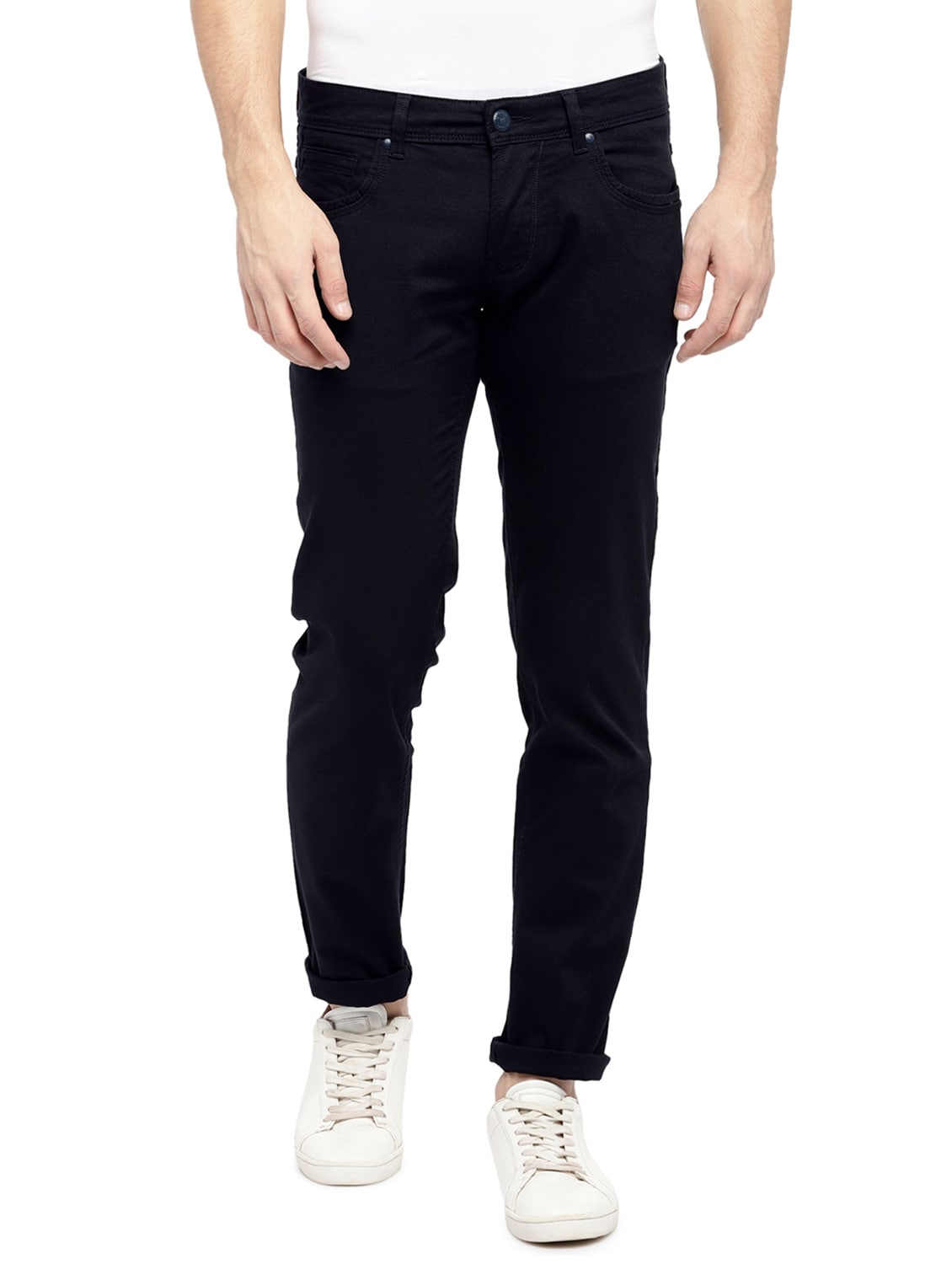 270390c2 Buy Blue Cotton Plain Jeans for Men from Lawman Pg3 for ₹1439 at 40% off |  2019 Limeroad.com
