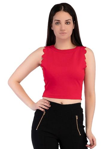 d6364e81cdf Crop Tops for Girls - Buy Designer Crop Top Online