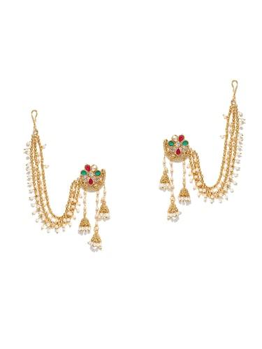 6e71173144c Earrings For Women - Buy Designer Jhumkas   Studs for Women at Limeroad