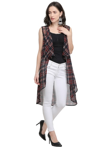 5d538fae36a 750+ Capes and Shrugs - Buy Long Shrugs for Women Online in India