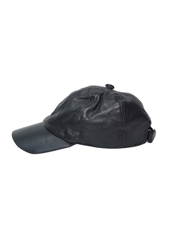 Buy Black Leather Caps by Walletsnbags - Online shopping for Caps And Hats  in India  2e8eaf9cfd30