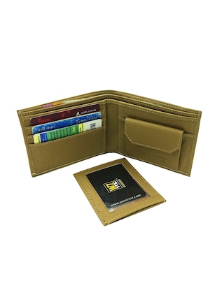 green  leather leatherette wallet - 15878507 - Standard Image - 4