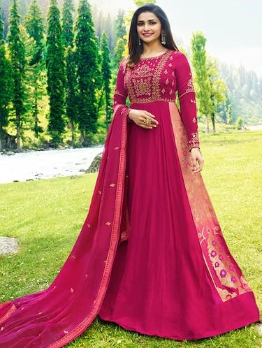 0f516b02fe Designer Anarkali Suits - Anarkali Dresses Online