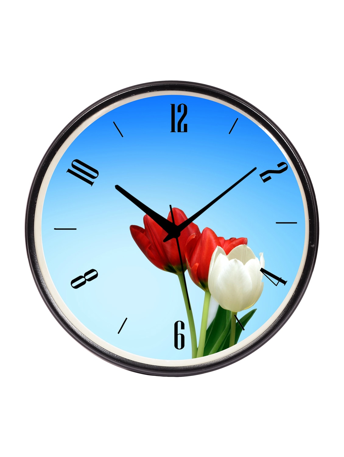 52b14129f Buy 9 Inches Designer Wall Clock For Home living Room bedroom   Kitchen -  100265 by Classica - Online shopping for Wall Clocks in India