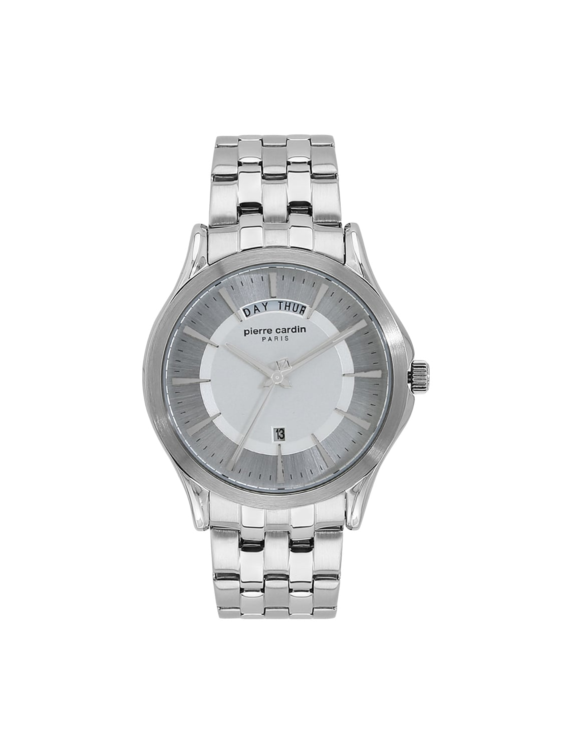 103ad185a7714b Buy Metal Strap Analog Watch (a.pc902241f04u) for Men from Pierre Cardin  for ₹5396 at 40% off
