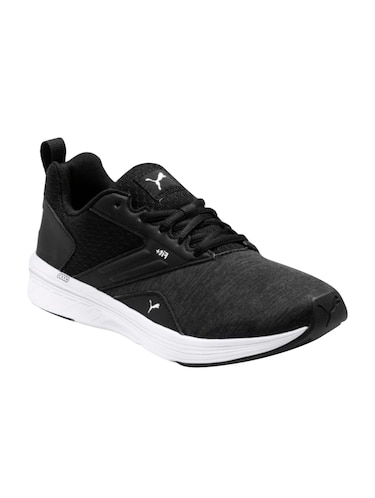 black Fabric sport shoes - 15914856 - Standard Image - 1