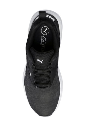 black Fabric sport shoes - 15914856 - Standard Image - 4