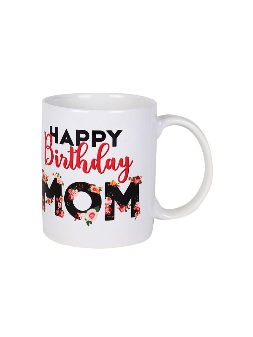 Buy Birthday Cushion Mug Combo For Mom By Ferns N Petals