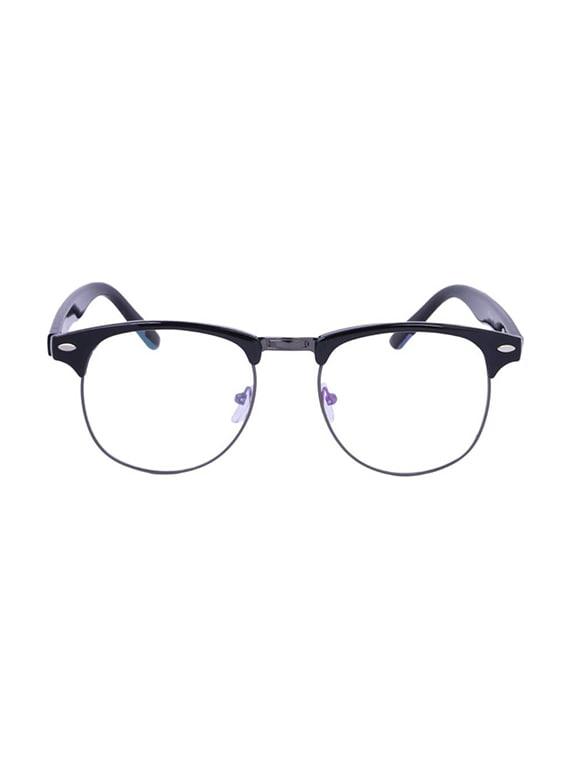 7cc29a1d2c Buy Full Rim Wayfarer Eyeglasses by Bodingo - Online shopping for Men  Eyeglasses in India