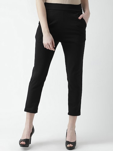 d145a7e0 Trousers For Women   Shop Womens Formal & Casual Trousers at Limeroad