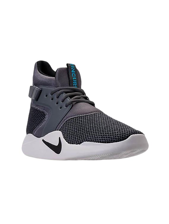 54d74797f64 Nike Incursion Mid SE Dark Grey Basketball Shoes