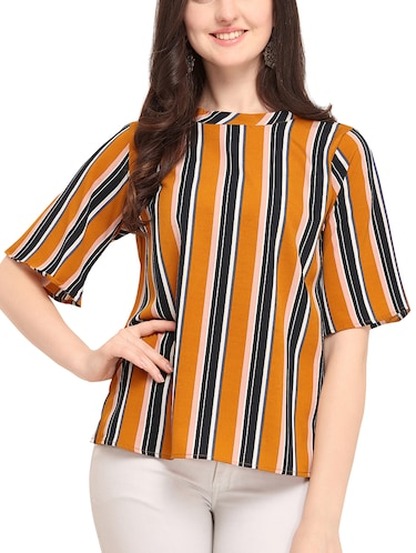 92a40157d5f Boat neck tops - Buy Boat neck tops Online at Best Prices in India -  LimeRoad.com
