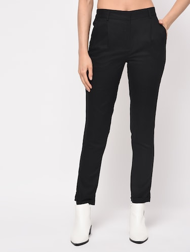 2b668eef28b Trousers For Women - Upto 70% off