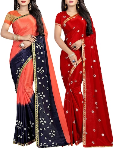 3d8ef0726167 Sarees For Women – Buy Silk, Cotton, Chiffon & Party Wear Saris at Limeroad