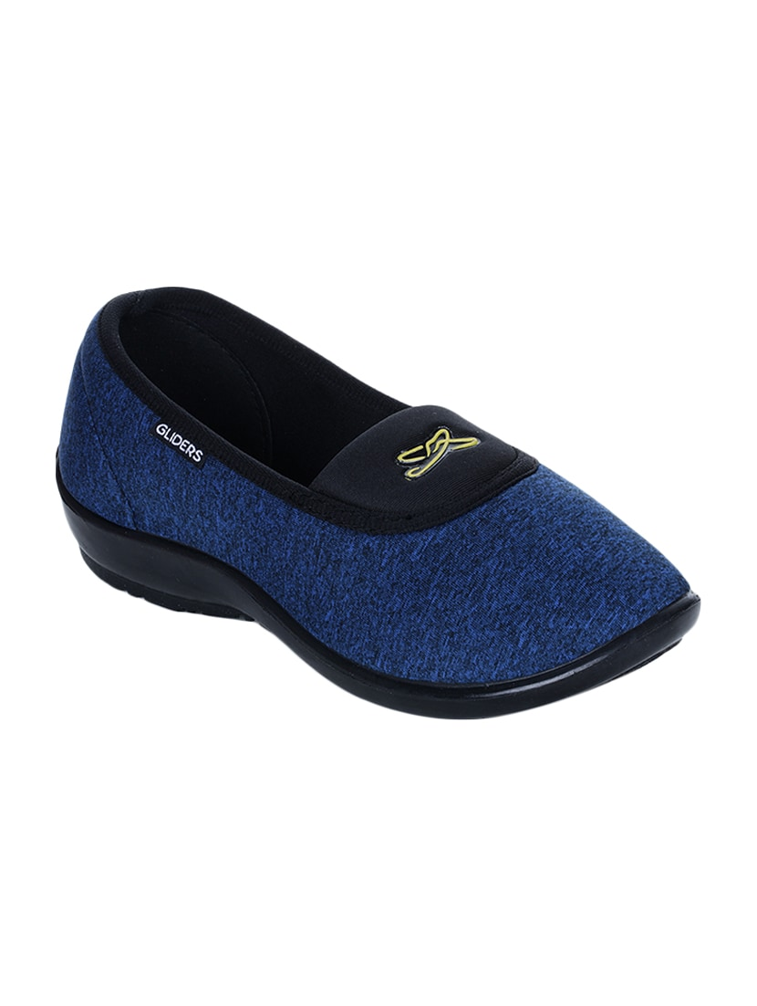 Blue Slip On Casual Shoes from footwear