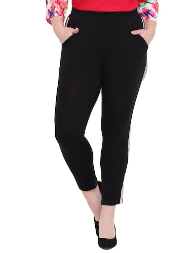 641ab5b61c7a3 Buy Black Viscose Jeggings for Women from Castle Lifestyle for ₹1312 at 27%  off | 2019 Limeroad.com