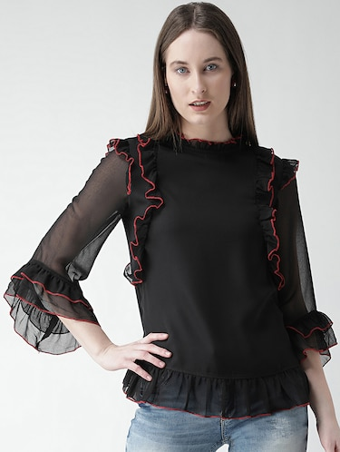 New Arrivals in Tops for Women - Buy Latest Designer Tops Online in ... c8a8bb55b8b3b