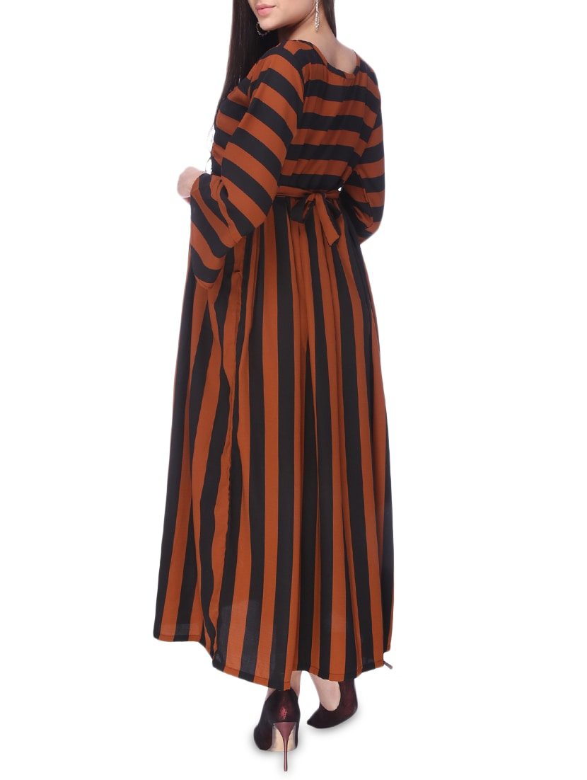 1157624cb61 Buy Striped Maternity Wear Maxi Dress for Women from Momtobe for ₹1599 at  33% off