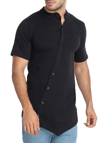 356c927d Asymmetric T-shirts - Buy Asymmetric T-shirts for Men Online in India |  Limeroad.com