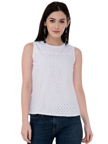 a63f388a92c75 Sleeveless tops - Buy Sleeveless tops Online at Best Prices in India -  LimeRoad.com