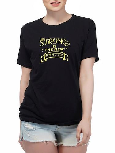 224f80e3f6e T Shirts for Women - Upto 70% Off