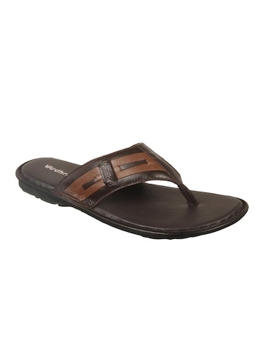 33f15c8fa Slippers   Flip Flops for Men - Buy Leather Slippers Online in India