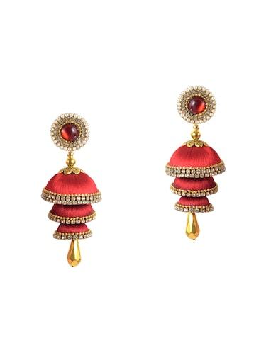 6b098e5c242fa Earrings For Women - Buy Designer Jhumkas & Studs for Women at Limeroad