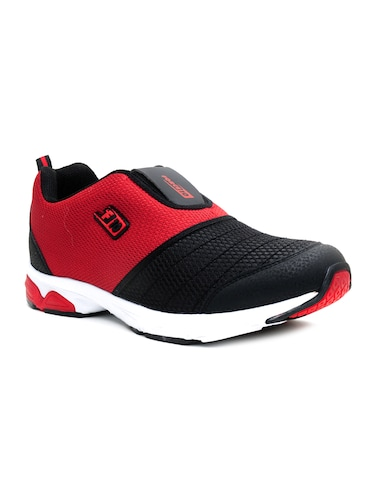 red mesh sport shoes - 16191317 - Standard Image - 1