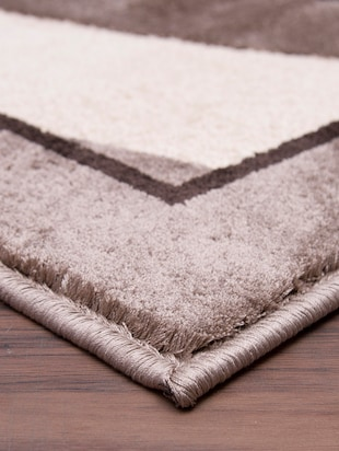 Antique Look Soft Tuch Micro Fiber Anti-Skid Premium Quality Large Size Carpet (5 x 7 feet) - 16204895 - Standard Image - 4