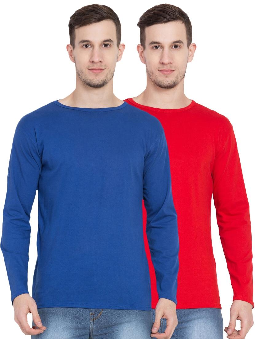 b6735cf1bd multicolor cotton combos t-shirt (Set of 2)