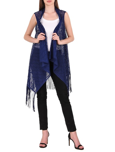 ee8119650 750+ Capes and Shrugs - Buy Long Shrugs for Women Online in India