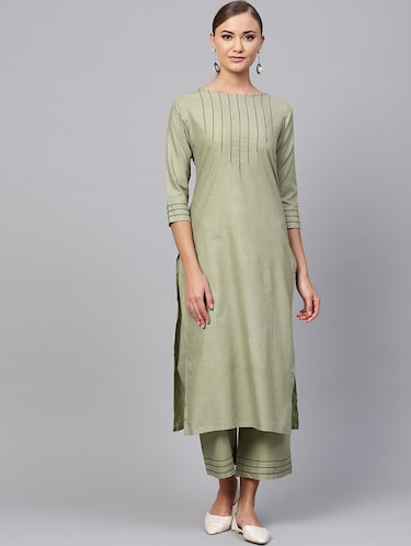 Cotton Kurta - Buy Designer Cotton Kurta for Women Online in India